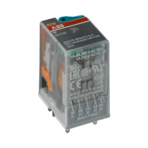 RELE ENCHUFABLE 2 CONTACTOS 24VDC CR-M024DC2