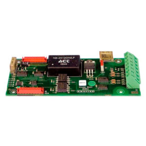 DIFFERENTIAL ENCODER INPUT SUITABLE FOR 5V AND 24V ENCODERS