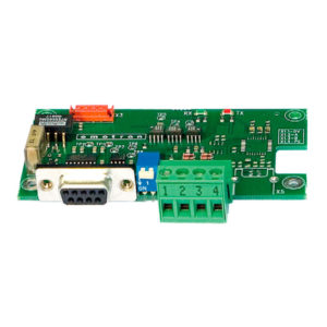 ISOLATED RS232/485 SERIAL COMMUNICATION BOARD CB