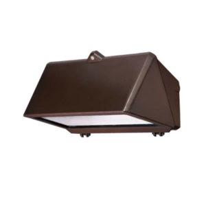 Luminaria wall pack led, 120-277V, 50/60HZ