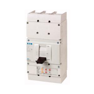 Interruptor Termomagnetico de 3P-1250A Regulable