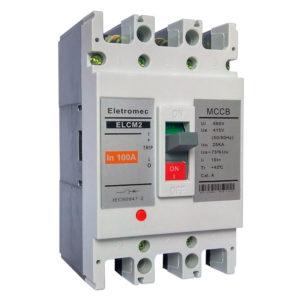 Interruptor Termomagnetico de 3P-100A