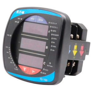 Medidor de parametros electricos para tablero