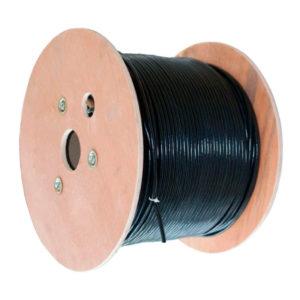 Cable monoconductor # 1/0 AWG, 25KV, aislamiento al 133%