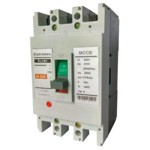 Interruptor Termomagnetico de 3P-32A